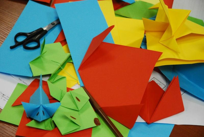 Оригамі – схеми для дітей-початківців