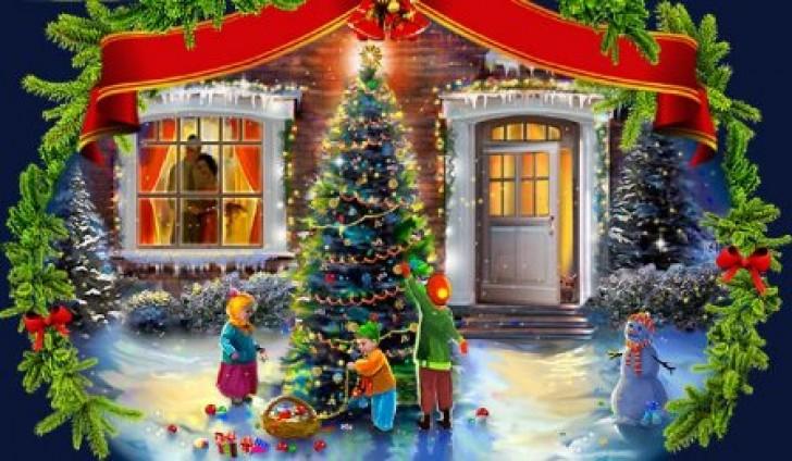 Сценарій новорічного свята у садочку «Як звірята Новий рік зустрічали»
