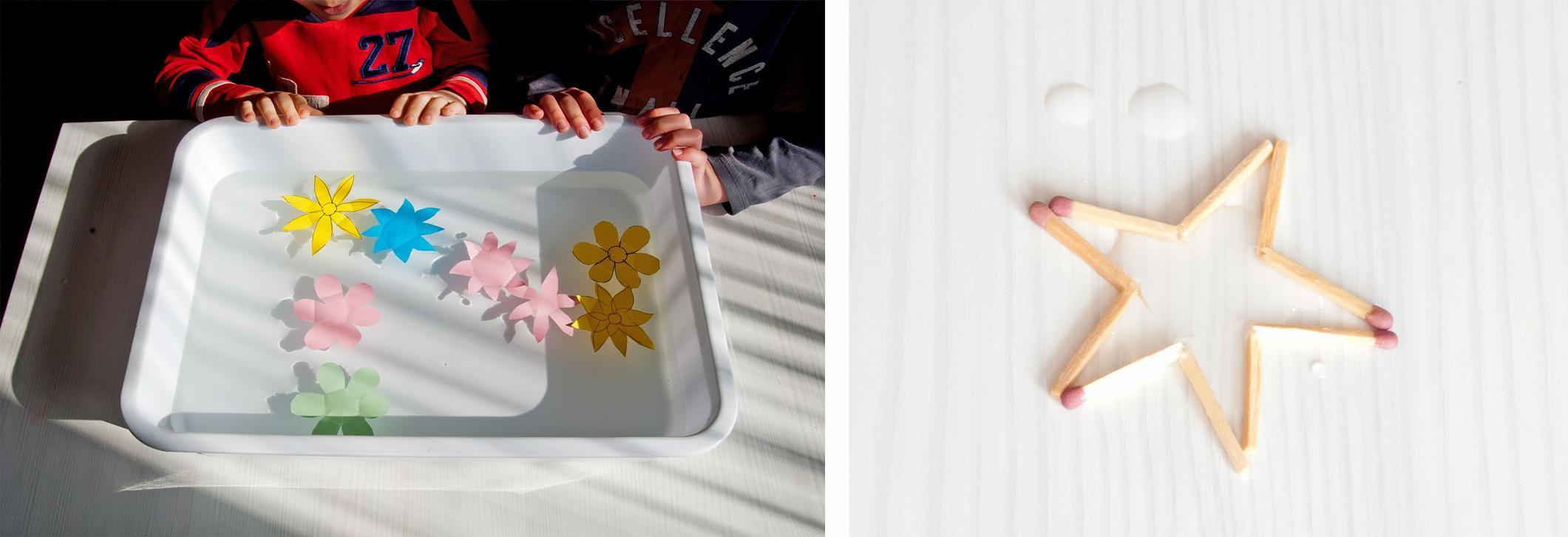 Два цікавих експерименти для дітей