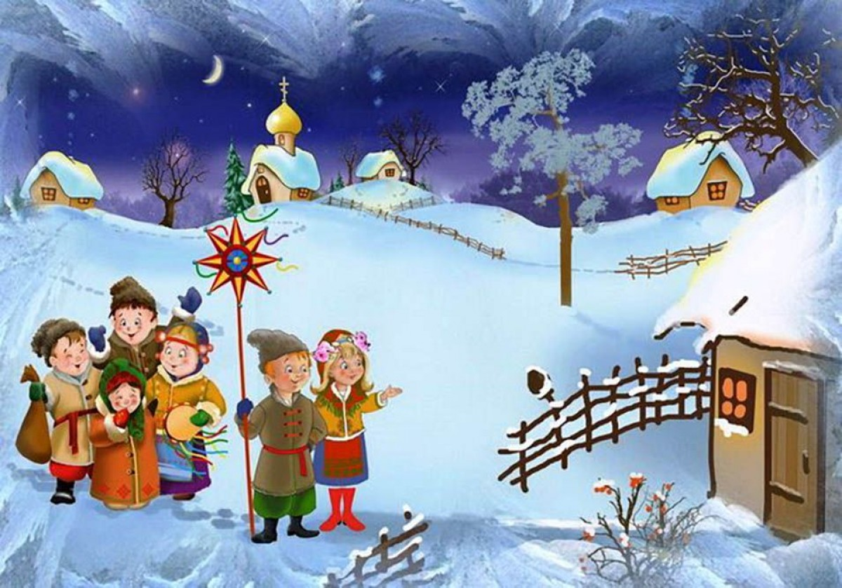 Різдвяні віншування для дітей