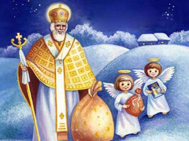 Добірка дитячих віршів про Святого Миколая