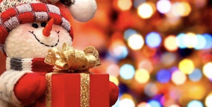 Сценарій новорічного свята у садочку