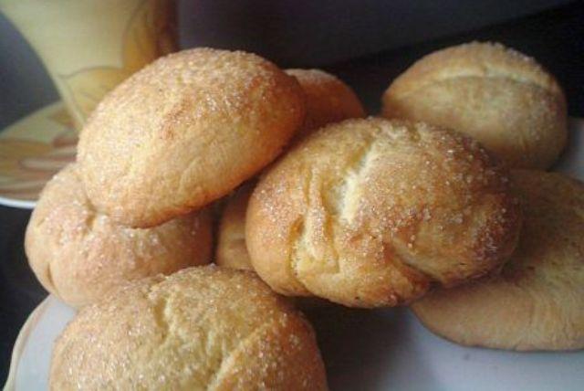 Сирні булочки (без дріжджів)