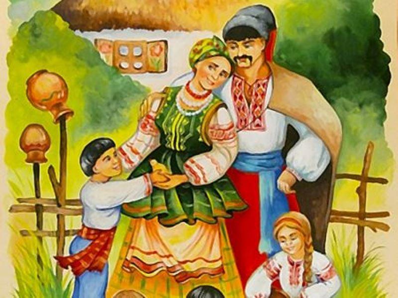 Сценарій родинного свята - Міцна родина, сильна Україна!