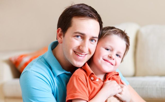 Роль батька в вихованні сина