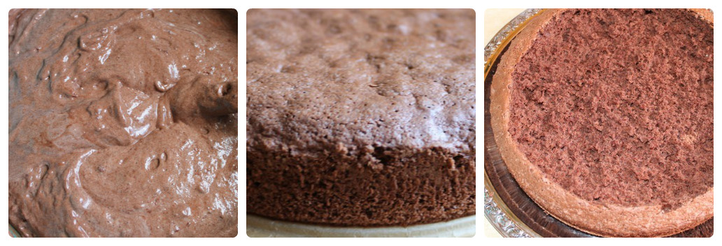 Торт с курагой и творогом фото 4