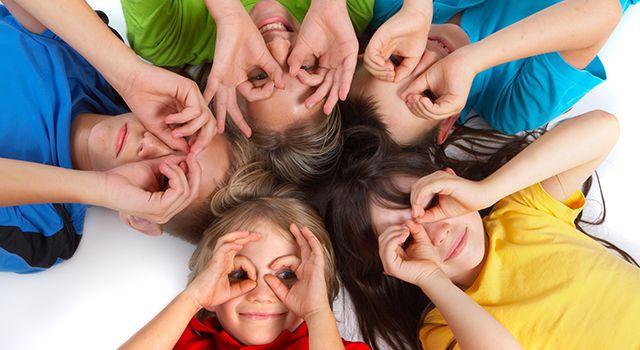 Бережи зір змолоду: дитяча гімнастика для очей