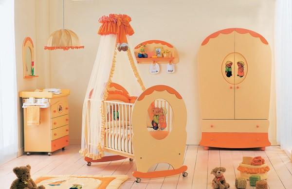 Як вибрати ліжко для немовляти.