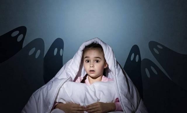 Дитячі страхи