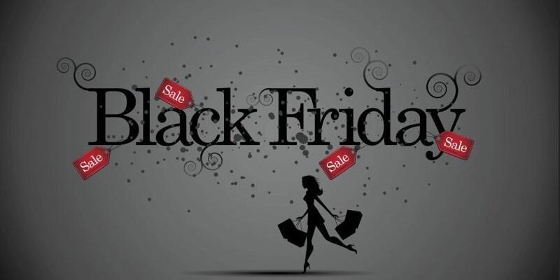 Чорна п'ятниця: без ажіотажу, але з великими знижками