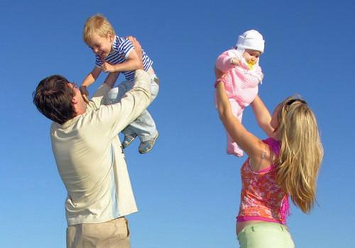 Сім'я з двома дітьми: чи так все просто?