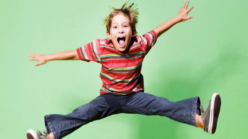 Хто такі гіперактивні діти та як їх виховувати