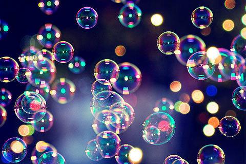 Малювання мильними бульбашками