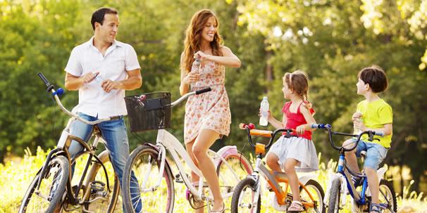 7 свіжих ідей для літніх сімейних вихідних