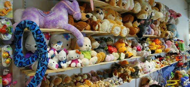 Іграшки та антиіграшки