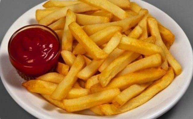 Картопля «Фрі» в духовці