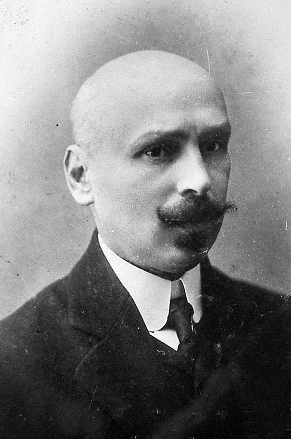 Михайло Коцюбинський. Біографія