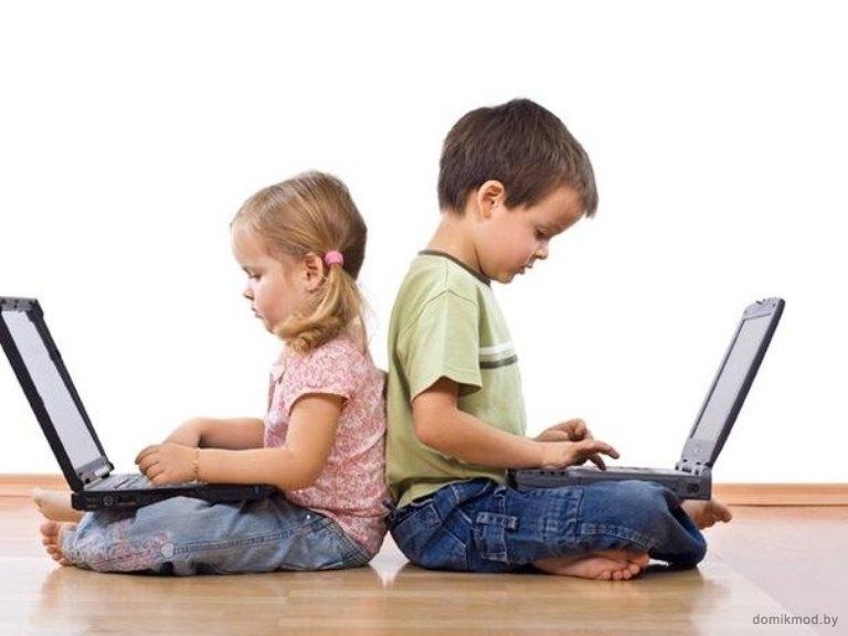 Діти та комп'ютер