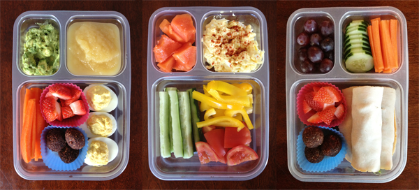 Здорове харчування дітей: корисні перекуси