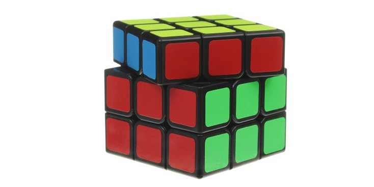 Кубик Рубика: чудова розвиваюча іграшка для дитини