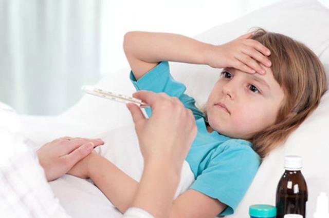 Застуда у дітей – чим та як лікувати