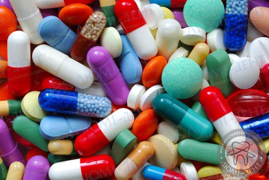лекарства от зубной боли фото