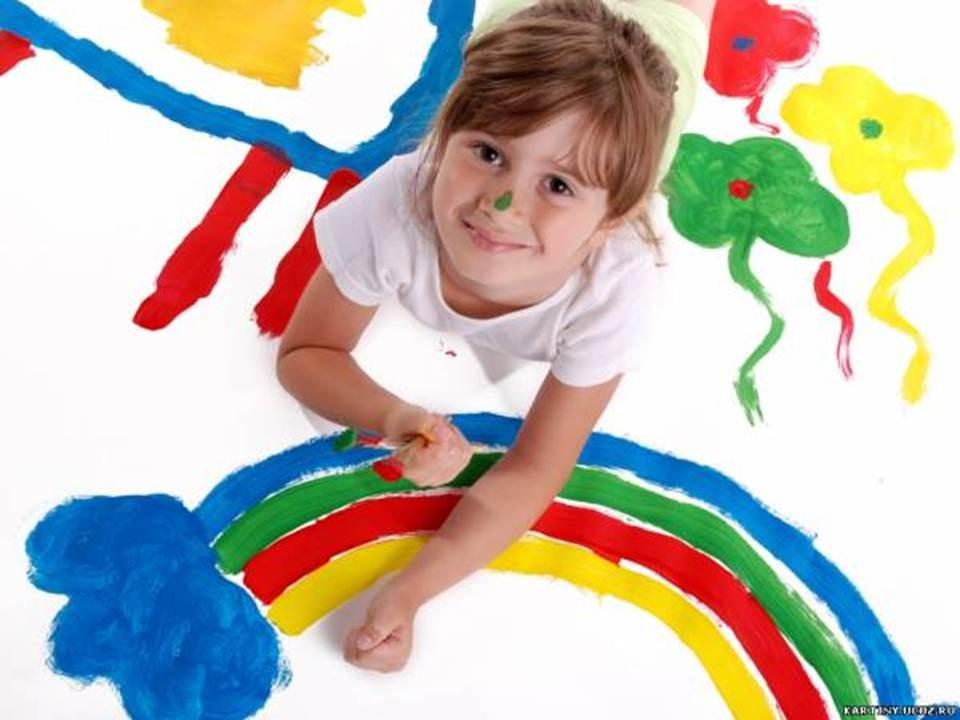 Мова кольору і діти