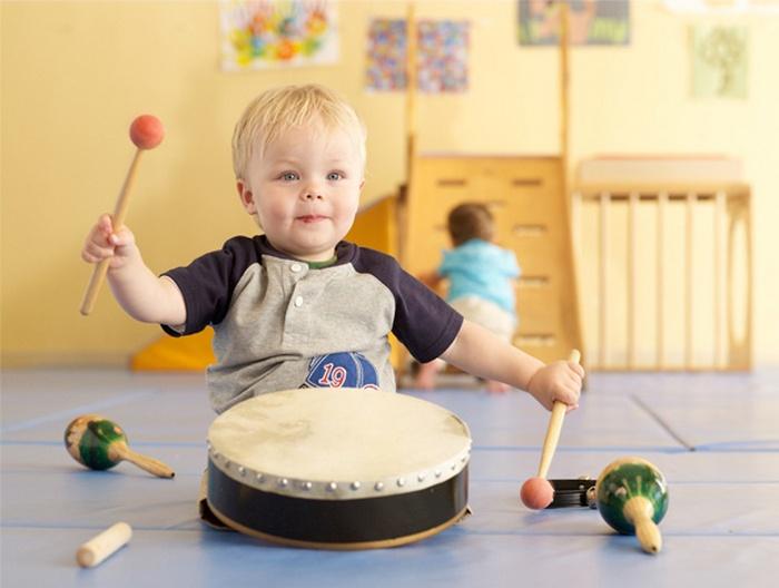 Музика і розвиток дитини