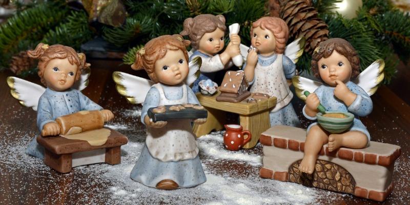 Небесна кухня (сценарій до свята Миколая)