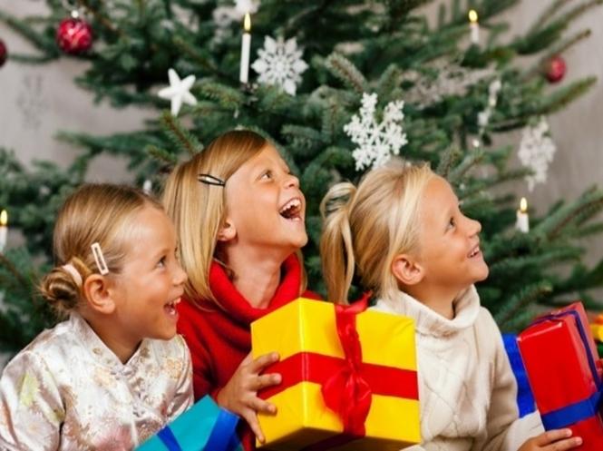 Новорічні ігри для дітей: ідеї для сімейного святкування