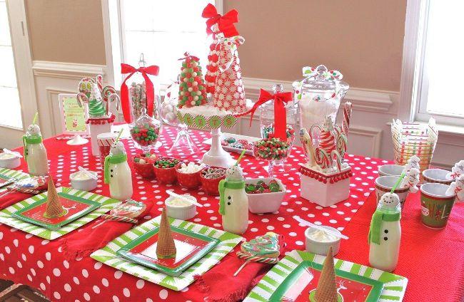 Рецепти святкових страв для дитячого новорічного столу Частина1