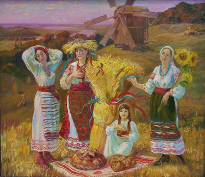 Українські календарно-обрядові пісні