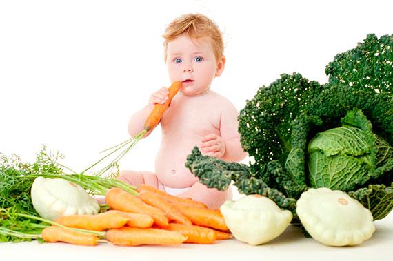 Особливості харчування дітей раннього віку в осінньо-зимовий період