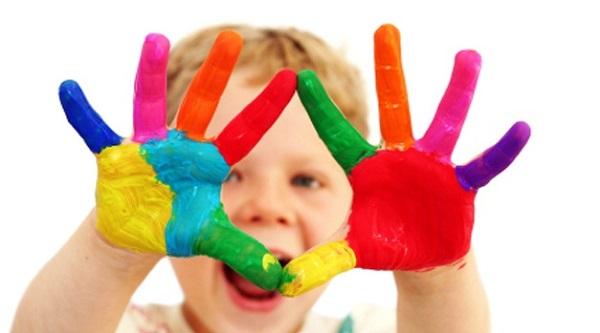 Пальчикові фарби: переваги та критерії вибору