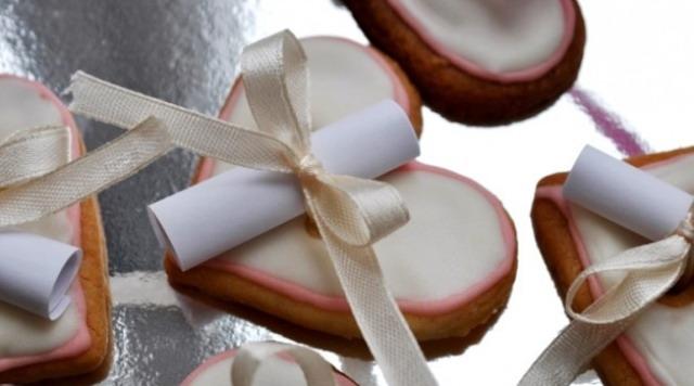 Печиво до Дня Святого Валентина - сердечка своїми руками
