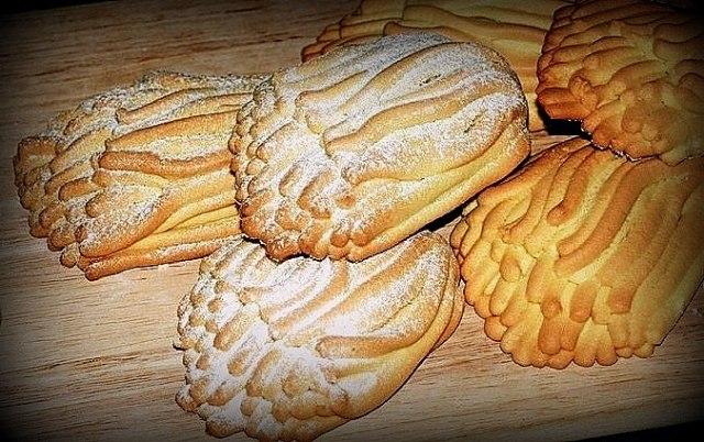 Печиво «Хризантеми»