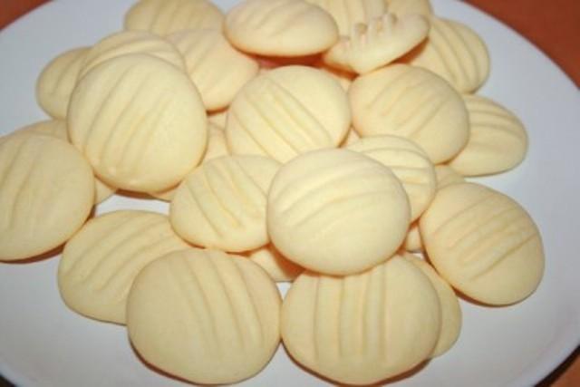 Печиво на згущеному молоці (без яєць)
