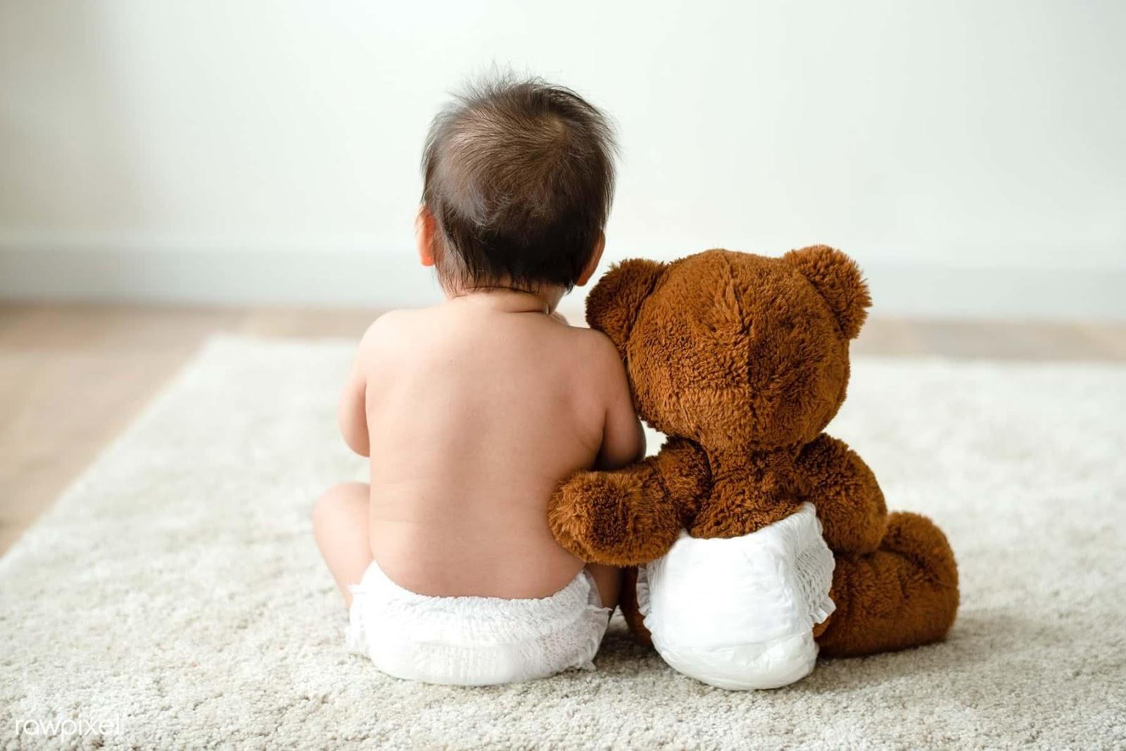 6 міфів про дитячі підгузки