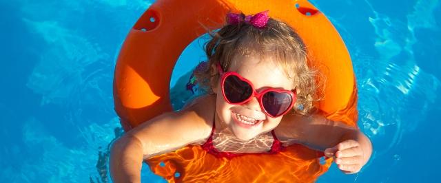 Правила поведінки та безпека дітей у воді