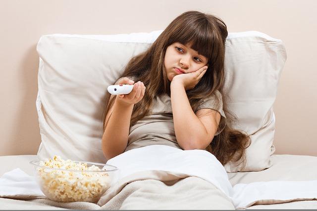 Дитяча лінь: причини і методи боротьби
