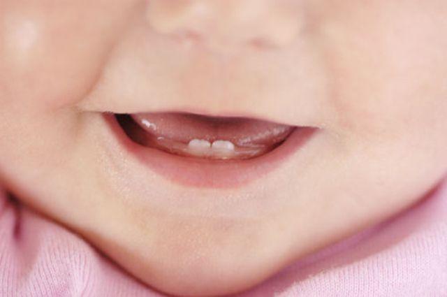 Прорізування зубів - основні питання, що хвилюють молодих мам
