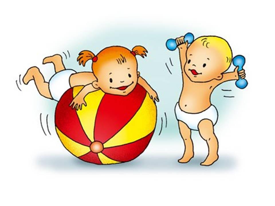 Весела гімнастика для дітей від 3 до 5 років