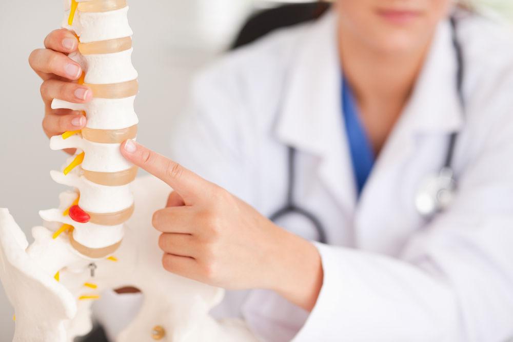 Лікування хребта в клініці IVR