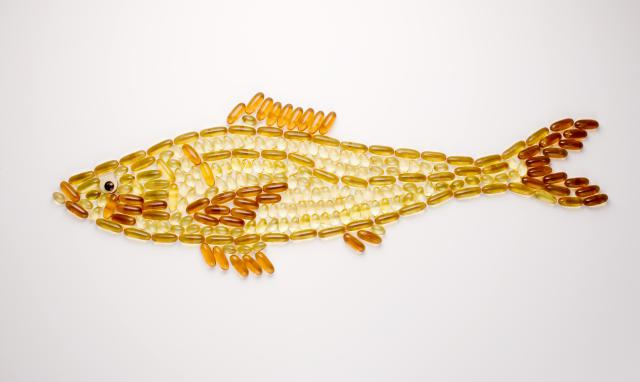 Риб'ячий жир: користь для дітей