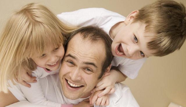 П'ять правил виховання дітей для татусів