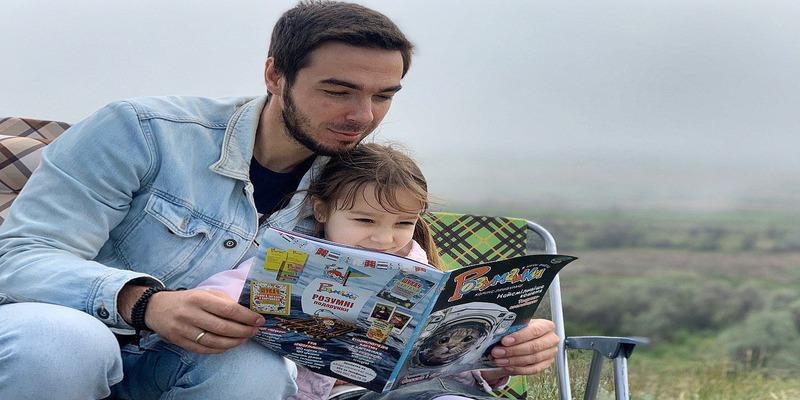 Еврика живого читання! «Розумашки»: журнал, який не тільки дітям розкриває секрети