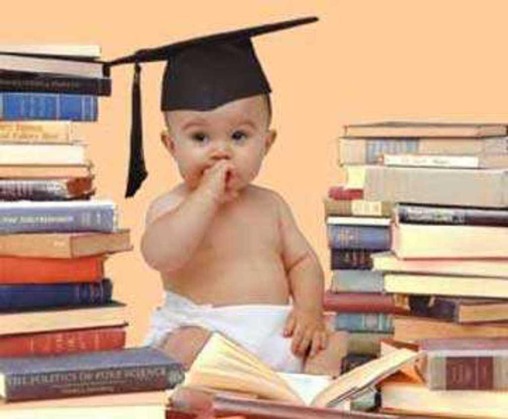 Розвиток пам'яті з народження до 3 років