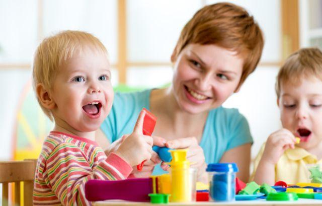 Все про розвиваючі ігри для дітей 2-3 років. Частина 1