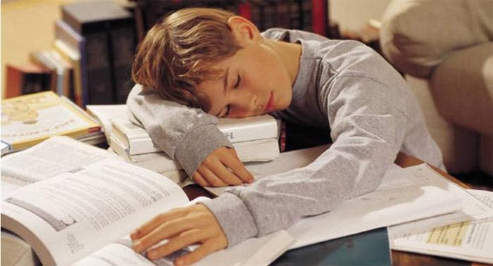 Синдром хронічної втоми у дітей