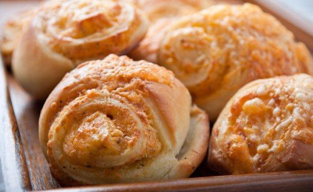 Сирні булочки «Насолода»